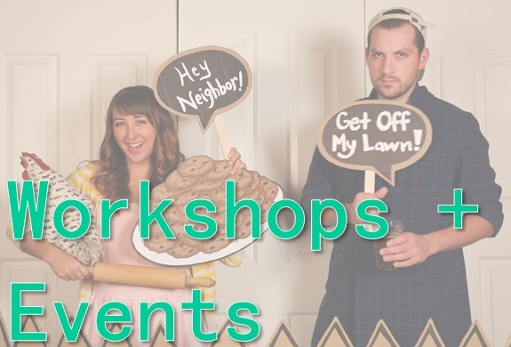 Workshops + Events (2)